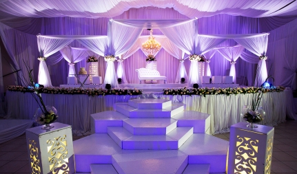 Koogan Pillay Wedding Decor Durban Indian Wedding Decor Hire Event And Function Dcor