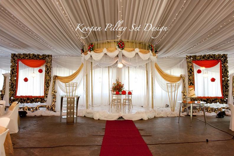 Wedding decor company based in durban koogan pillay wedding decor wedding decor company based in durban junglespirit Choice Image