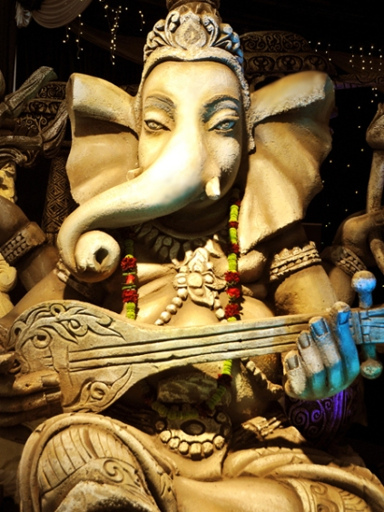 Ganesha Sculpture