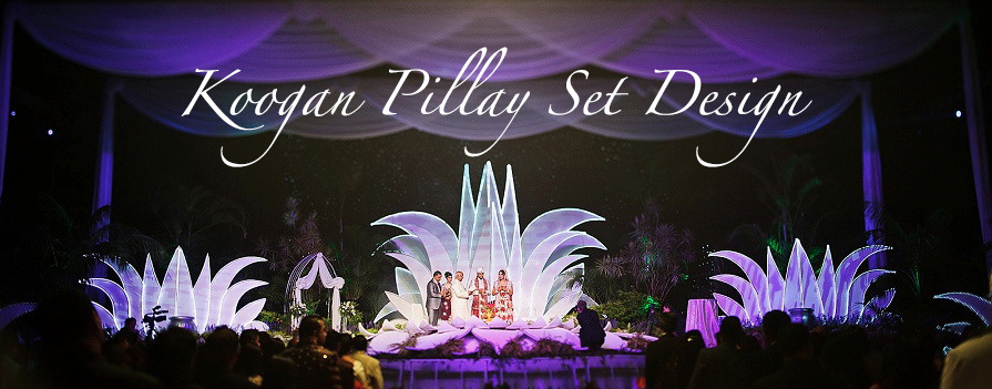 Indian Wedding Decor Company In Durban Koogan Pillay Wedding