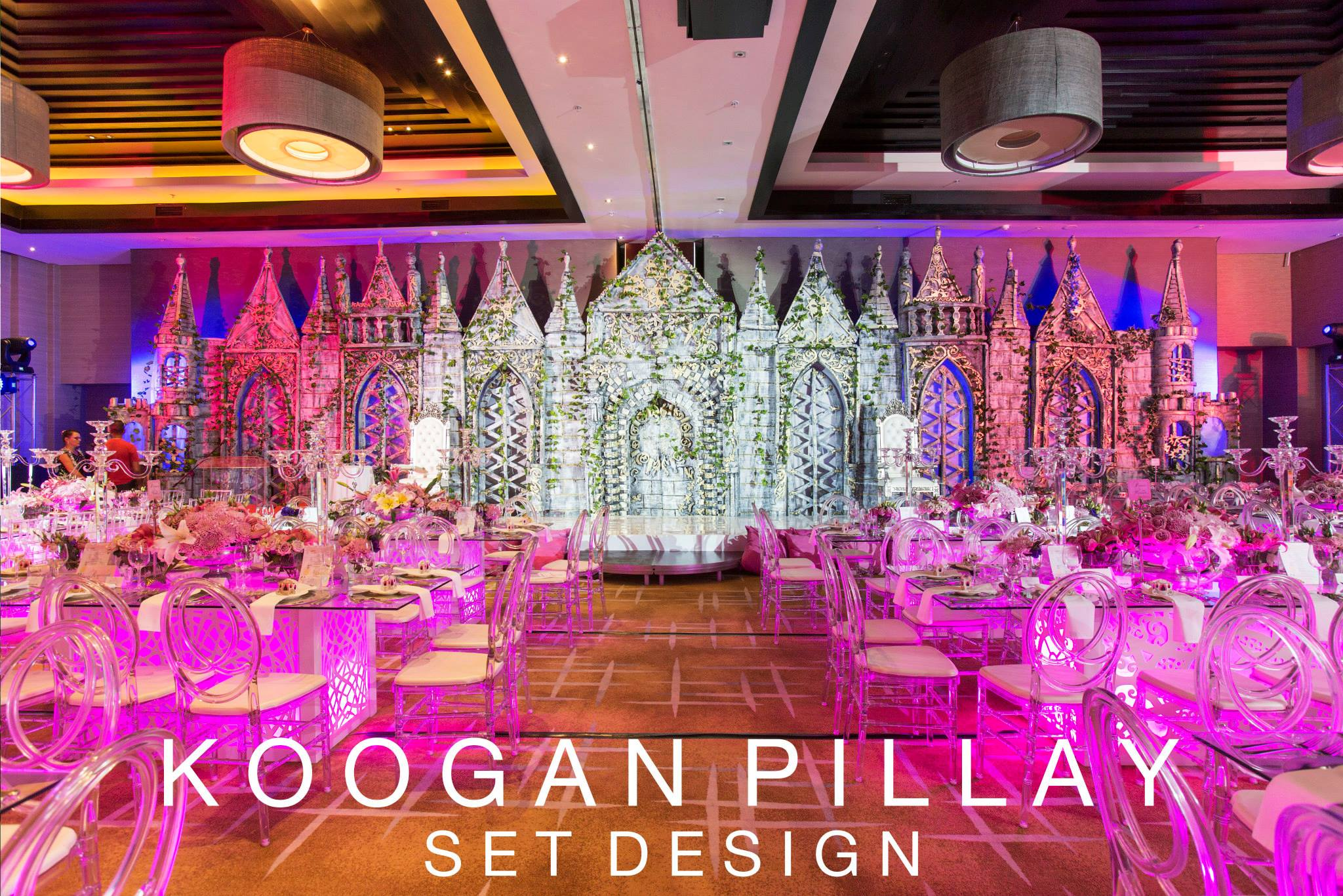 indian wedding decor company durban | koogan pillay: wedding decor