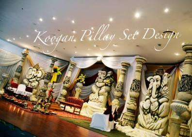The Umgeni Road Temple Set
