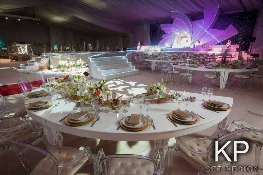 The Utama Set - Muslim wedding