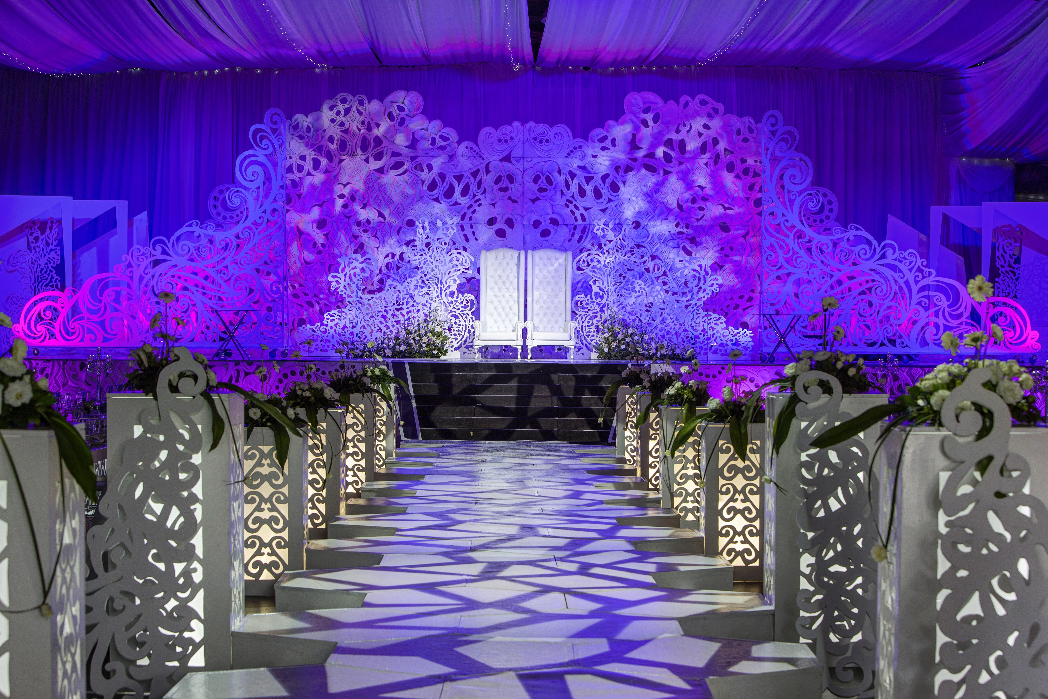 Muslim Wedding Decor Company Based In Durban Koogan Pillay