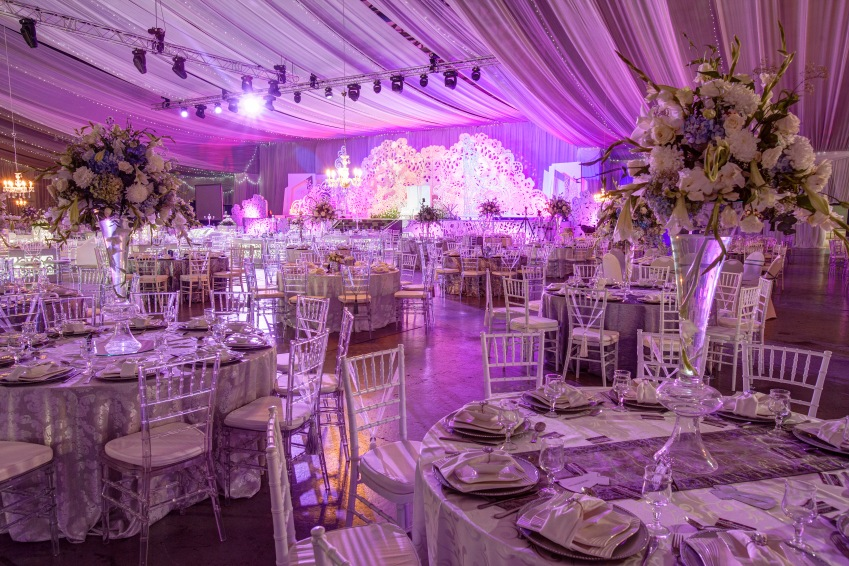 Koogan Pillay Wedding Decor Durban Indian Wedding Decor Hire